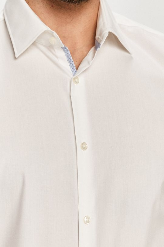 Hugo - Camasa din bumbac alb