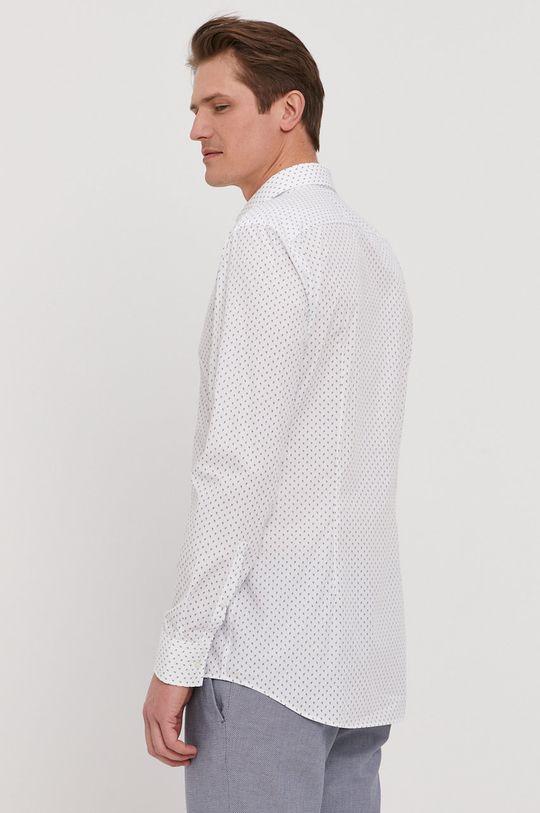 biały Hugo - Koszula bawełniana