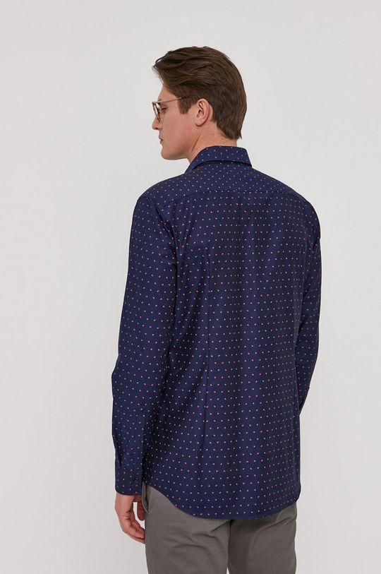 granatowy Hugo - Koszula