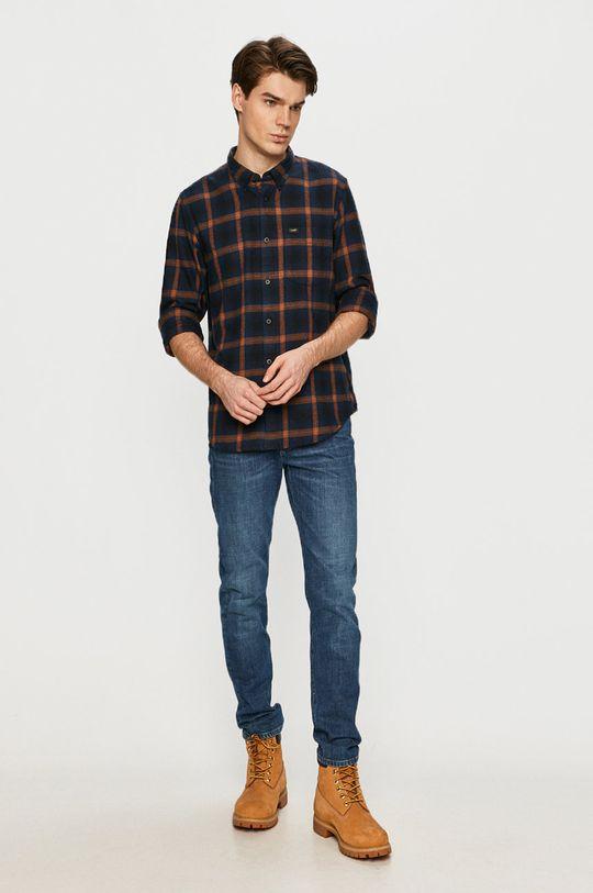 Lee - Koszula bawełniana 100 % Bawełna