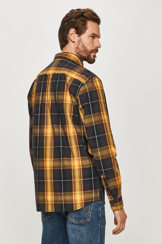 żółty Wrangler - Koszula bawełniana