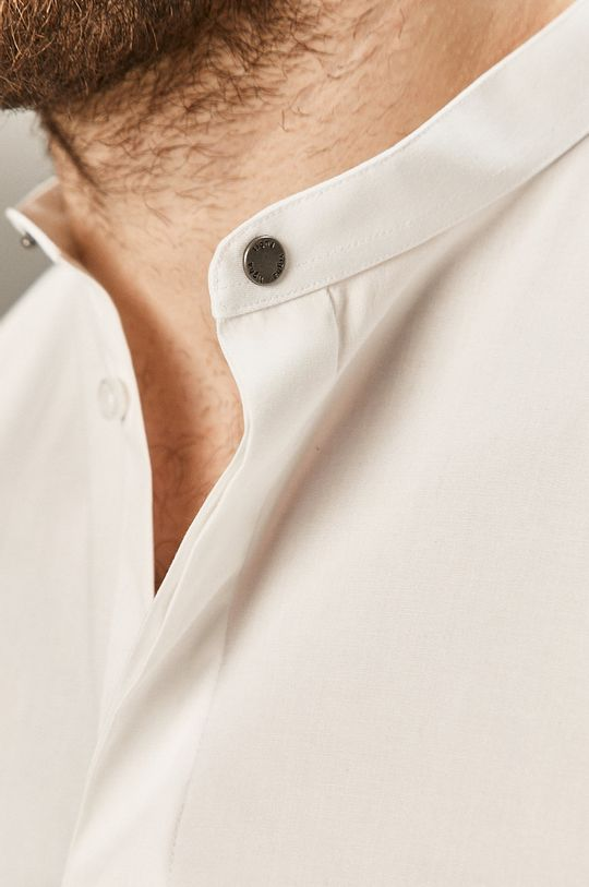 Tigha - Koszula Ole stretch biały