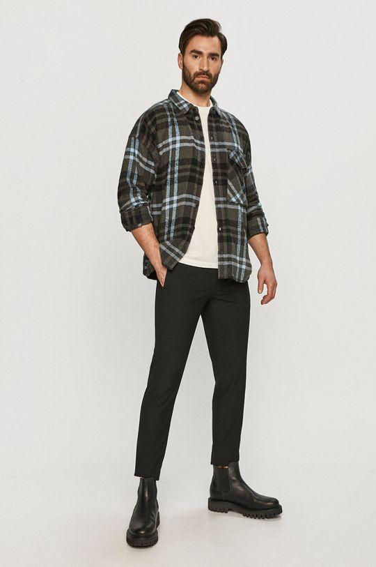 Tigha - Košile  80% Bavlna, 20% Viskóza