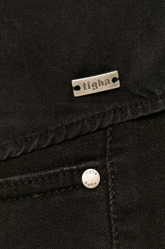 Tigha - Koszula czarny
