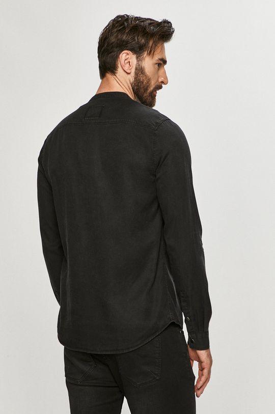 czarny Tigha - Koszula