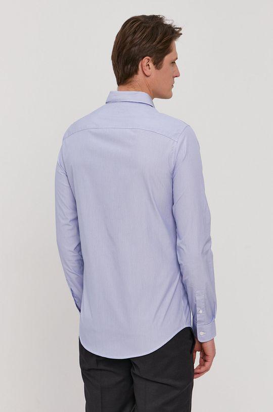 niebieski Armani Exchange - Koszula bawełniana