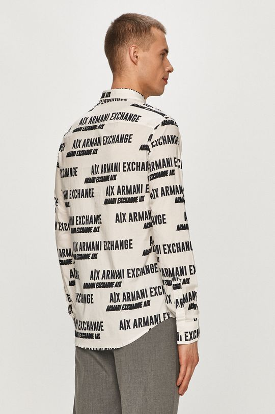 bílá Armani Exchange - Košile