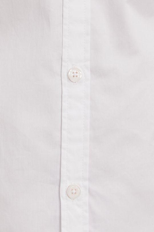 Armani Exchange - Koszula bawełniana biały