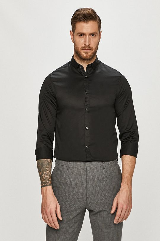 Armani Exchange - Koszula bawełniana Męski