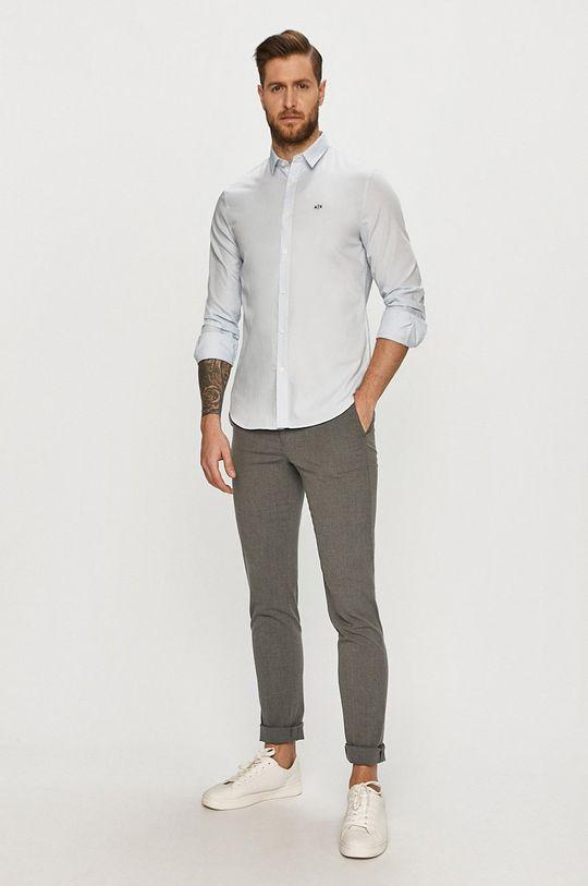 Armani Exchange - Košile modrá