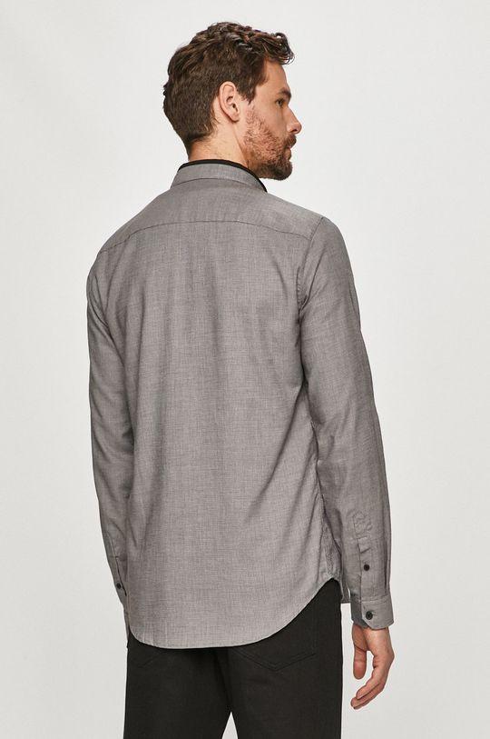 czarny Armani Exchange - Koszula