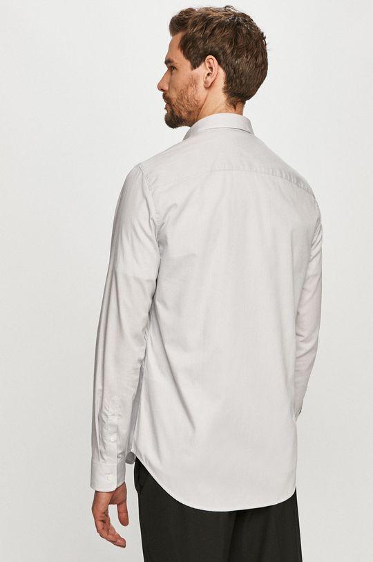 biały Armani Exchange - Koszula bawełniana