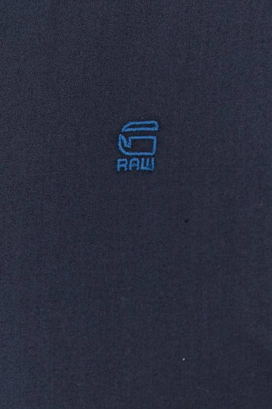 G-Star Raw - Koszula granatowy