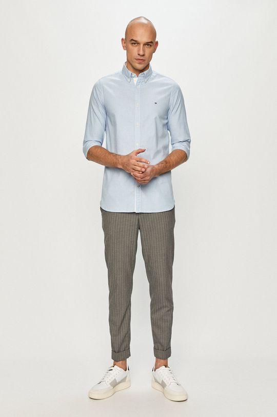 Tommy Hilfiger - Koszula 96 % Bawełna, 4 % Elastan