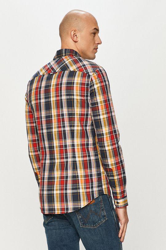 granatowy Tommy Jeans - Koszula bawełniana