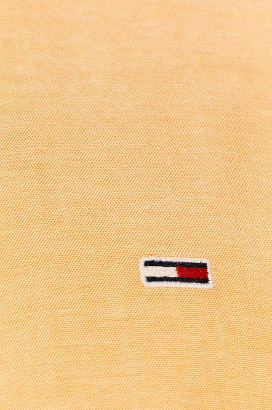 Tommy Jeans - Košeľa oranžová