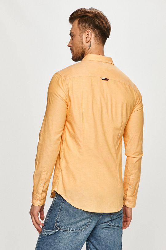 oranžová Tommy Jeans - Košeľa