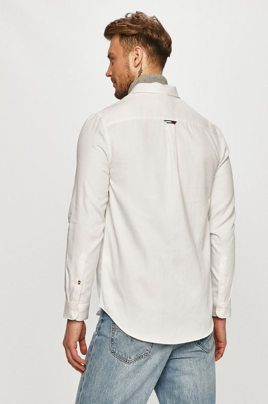 Tommy Jeans - Camasa  64% Lyocell, 36% Bumbac organic