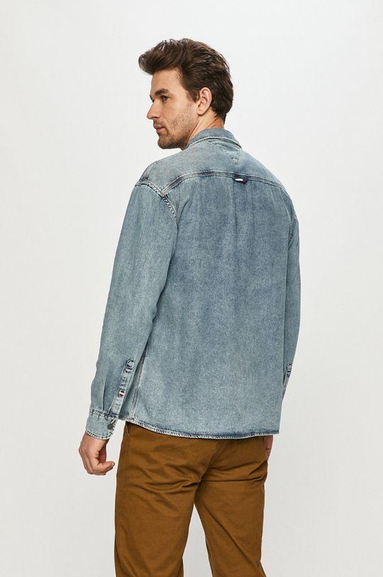 niebieski Tommy Jeans - Koszula jeansowa