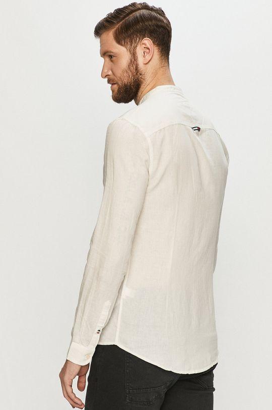 biela Tommy Jeans - Košeľa
