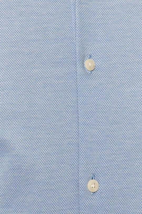Scotch & Soda - Bavlnená košeľa modrá