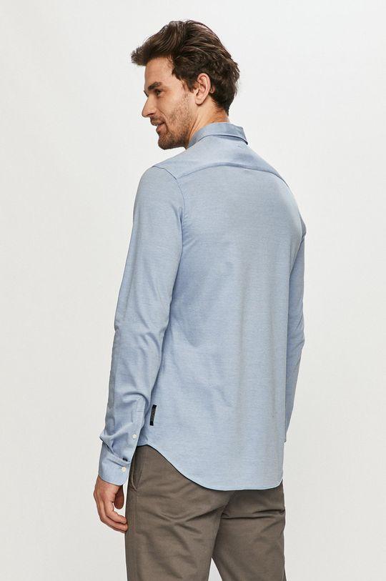 modrá Scotch & Soda - Bavlnená košeľa