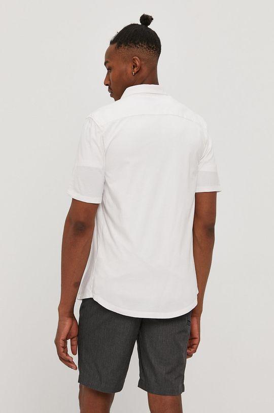 biały Only & Sons - Koszula bawełniana