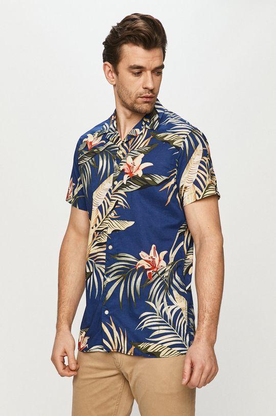 námořnická modř Produkt by Jack & Jones - Košile Pánský