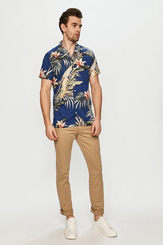 Produkt by Jack & Jones - Košile námořnická modř
