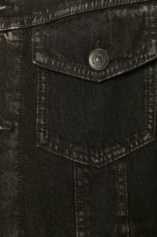 Produkt by Jack & Jones - Džínová bunda černá