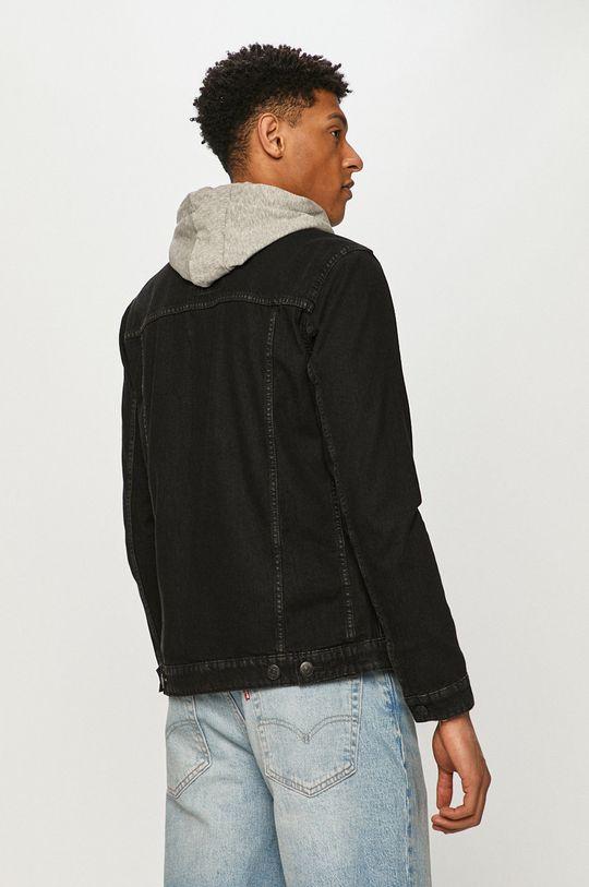 černá Produkt by Jack & Jones - Džínová bunda