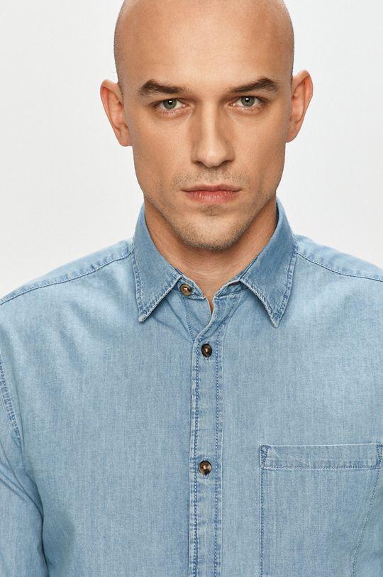 Produkt by Jack & Jones - Koszula jeansowa niebieski