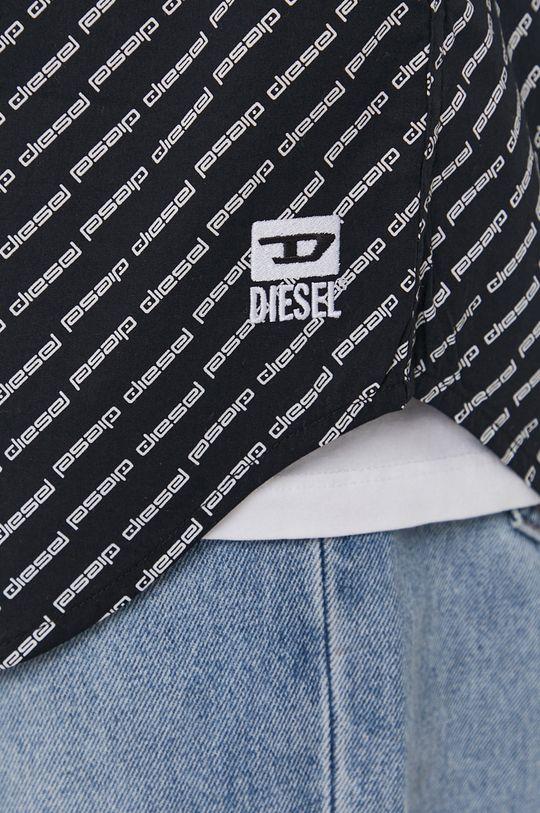 Diesel - Košeľa čierna