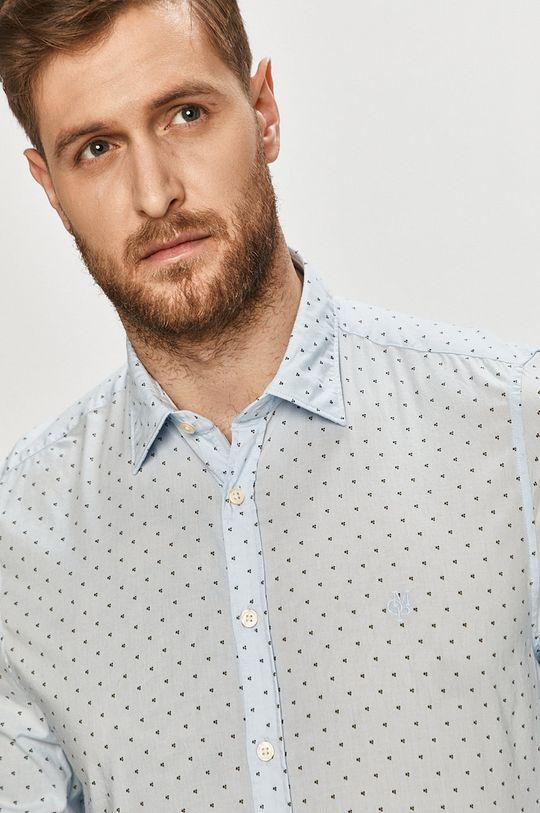 jasny niebieski Marc O'Polo - Koszula Męski