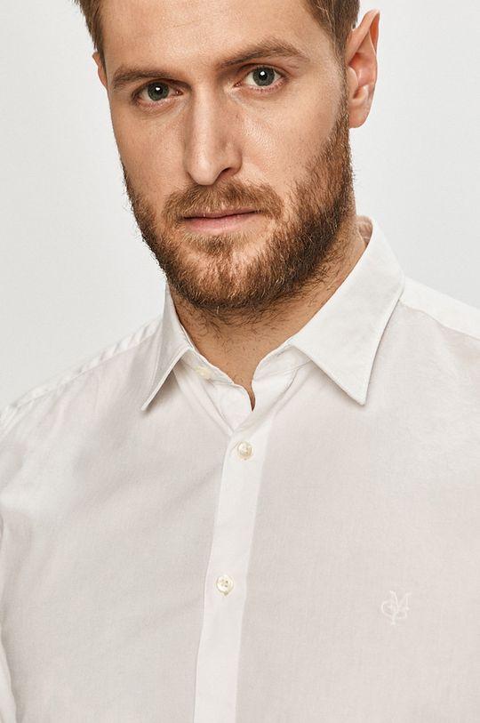 biały Marc O'Polo - Koszula Męski