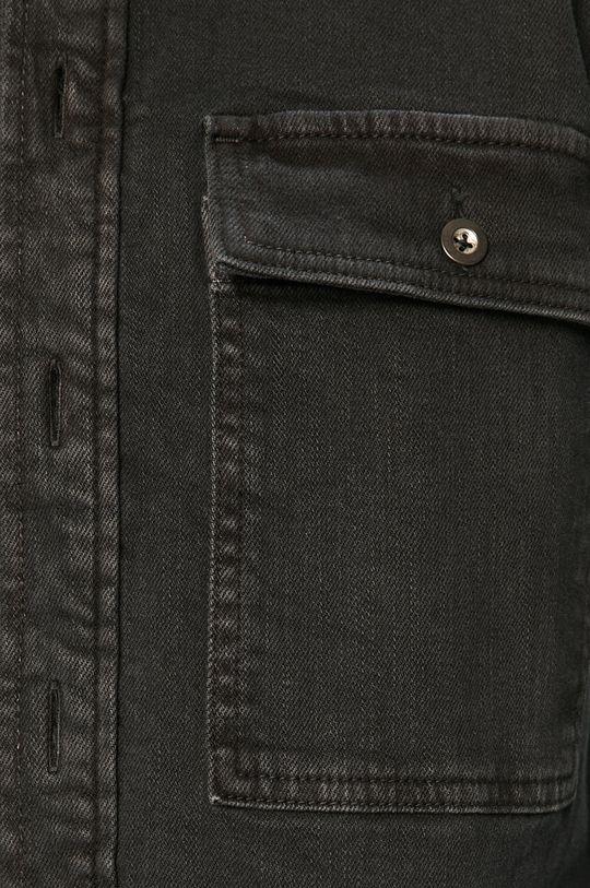 Marc O'Polo - Camasa jeans grafit