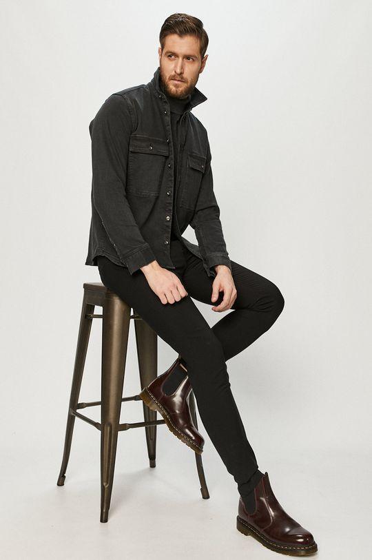 Marc O'Polo - Camasa jeans  99% Bumbac, 1% Elastan