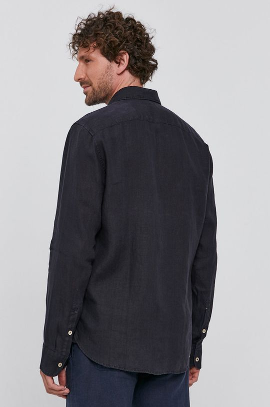 czarny Marc O'Polo - Koszula