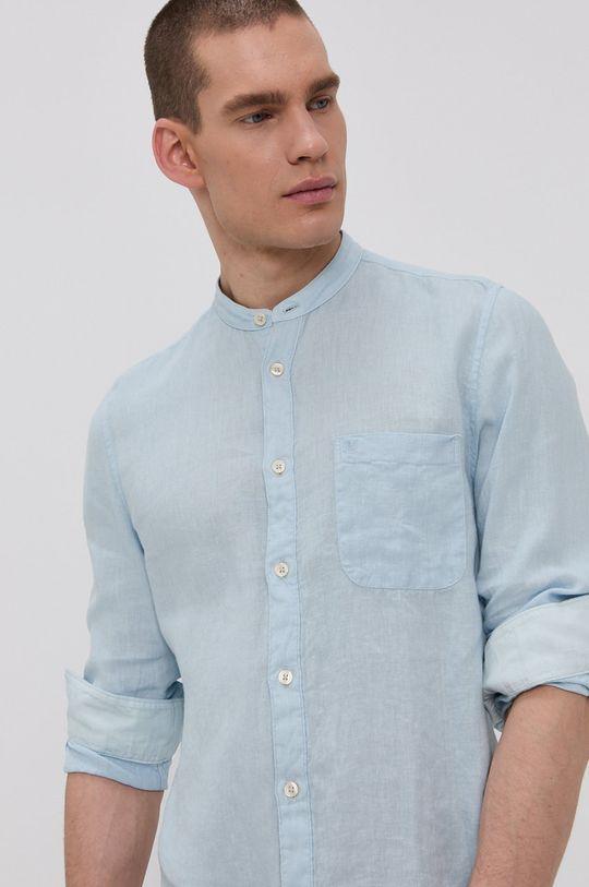 světle modrá Marc O'Polo - Košile Pánský