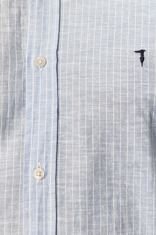 Trussardi Jeans - Košeľa bledomodrá