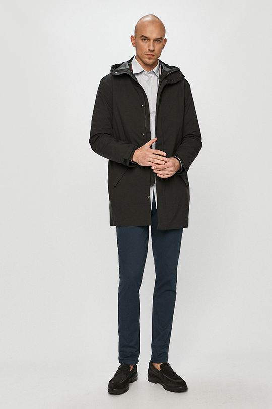 Trussardi Jeans - Koszula 95 % Bawełna, 5 % Elastan