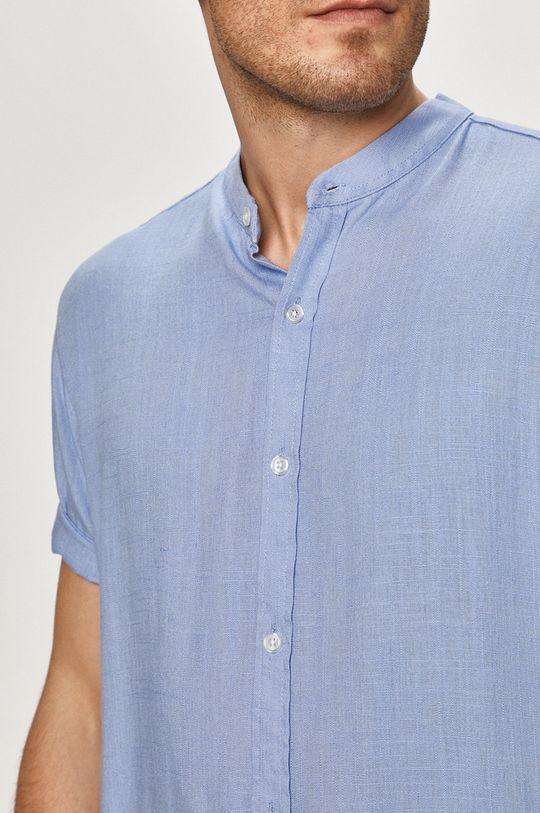 Brave Soul - Koszula jasny niebieski