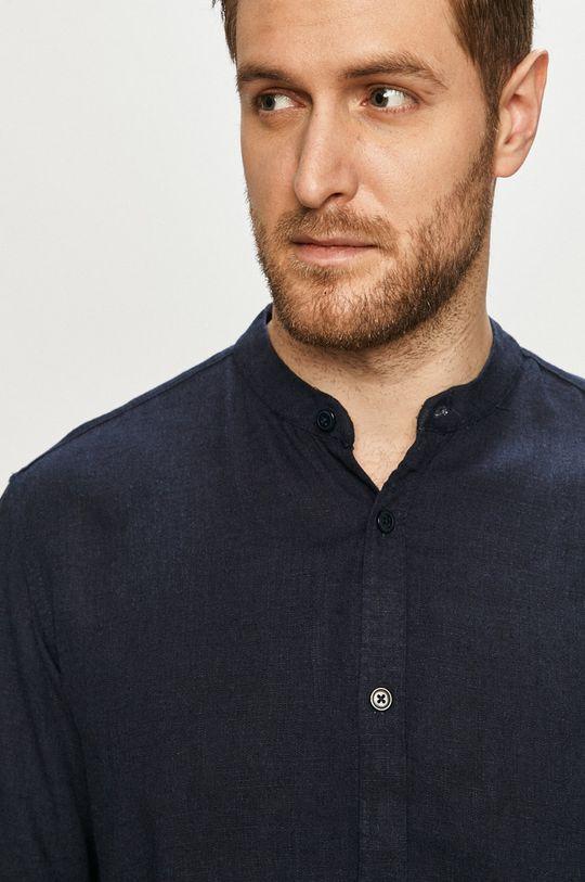 námořnická modř Brave Soul - Košile Pánský