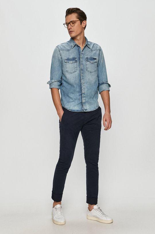 Pepe Jeans - Koszula jeansowa