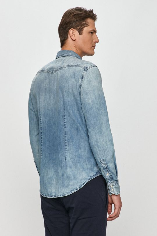 niebieski Pepe Jeans - Koszula jeansowa