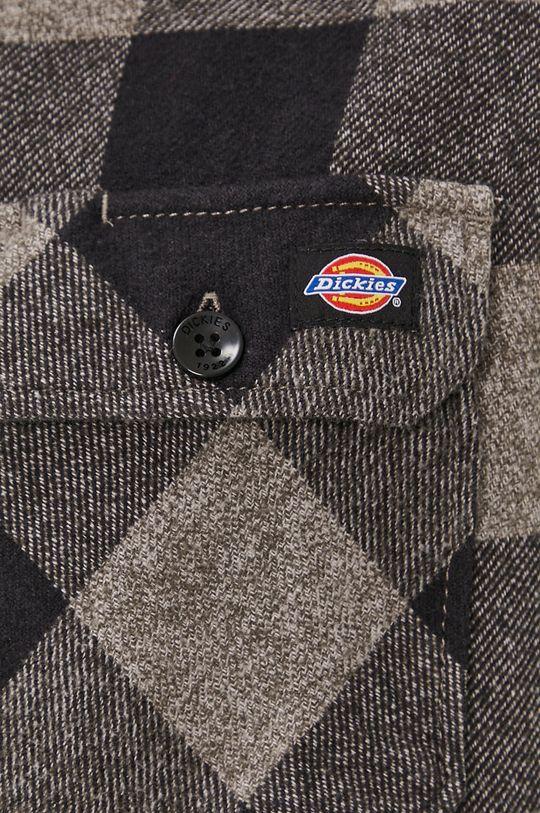 Dickies - Bavlněné tričko šedá