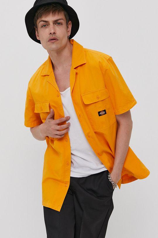 Dickies - Bavlnená košeľa  100% Bavlna
