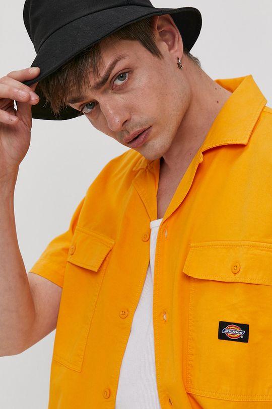 Dickies - Bavlnená košeľa Pánsky