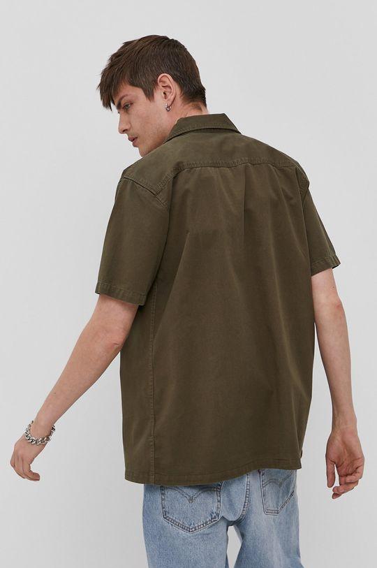 militarny Dickies - Koszula bawełniana