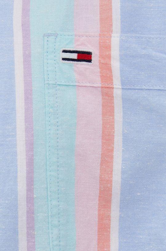 Tommy Jeans - Košeľa modrá